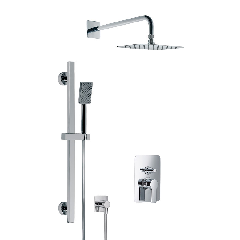 Shower Set 2.25 Softcube