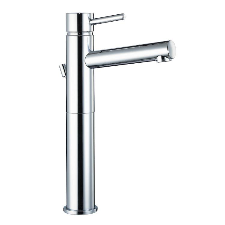 HSK Waschtisch-Einhebelmischer Rund für freistehende Waschschüssel